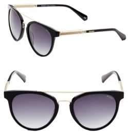 Balmain 51MM Gradient Aviator Sunglasses