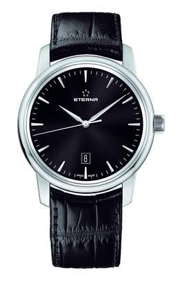 Eterna Watches Men's 8310.41.41.1175 Soleure Stainless steel Automatic Watch