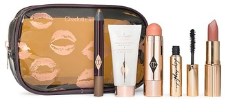 Charlotte Tilbury Quick 'n Easy 5-Minute Instant Makeup Set, Natural Glowing Look $75 thestylecure.com