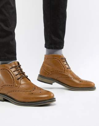 New Look Brogue Boot