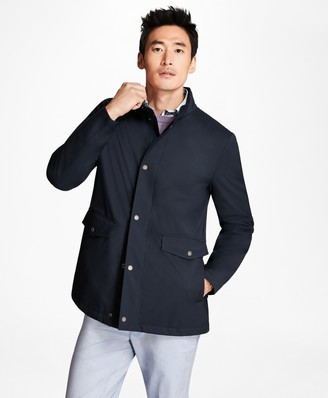Brooks Brothers Packable Walking Jacket