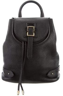 Meli-Melo Convertible Leather Backpack