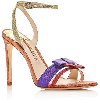 Sophia Webster Women's Andie Bow 100 High-Heel Sandals