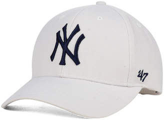 '47 Brand New York Yankees MVP Curved Cap $24.99 thestylecure.com