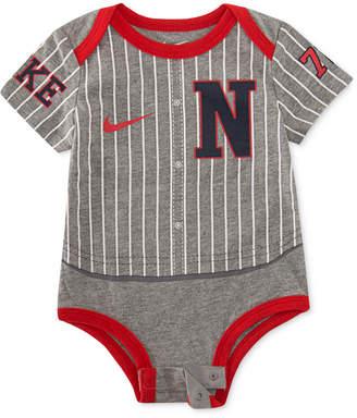 premium selection 03f0c 9a89c Nike Baby Boys Baseball Jersey Graphic Bodysuit