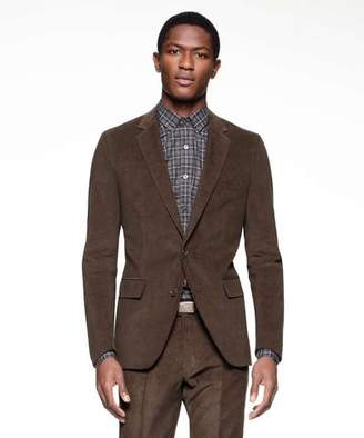 Todd Snyder Black Label Sutton Suit Jacket in Italian Olive Corduroy