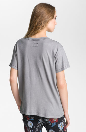 Women's Current/elliott The V-Neck Tee 4