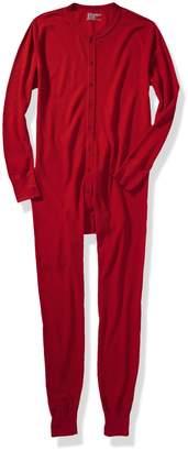 Hanes Men's Big X-Temp Thermal Union Suit
