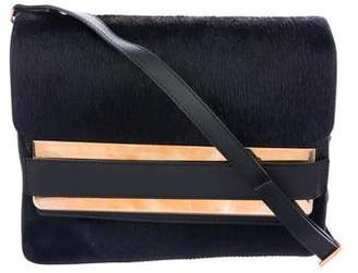 Sophie Hulme Ponyhair Crossbody Bag
