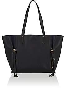 Chloé Women's Milo Medium Leather Tote Bag - Black