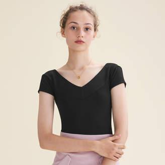 Maje Short-sleeved bodysuit