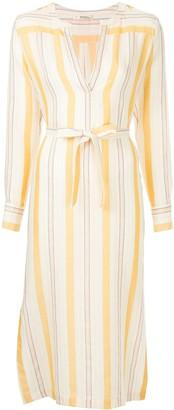 Lemlem Zeritu striped shirt dress