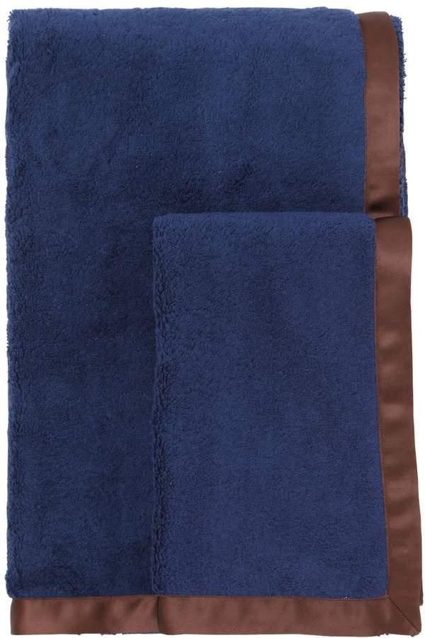 Set: 2 Handtücher Aus Baumwollfrottee