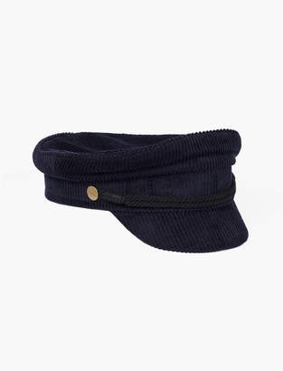 Lucky Brand CORDUROY CONDUCTOR HAT