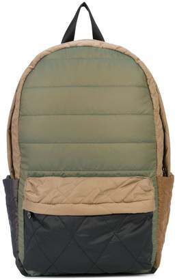 Mostly Heard Rarely Seen quilted backpack