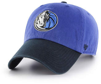 '47 Dallas Mavericks 2-Tone Clean Up Cap