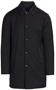 Saks Fifth Avenue Reversible Raincoat
