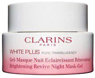 Clarins White Plus Brightening and Renewing Night Gel-Mask