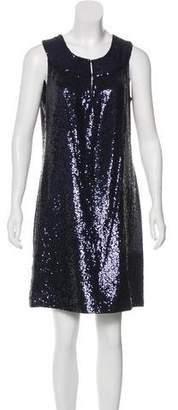 Tory Burch Knee-Length Sequin Dress