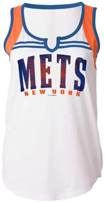 5th & Ocean Women's New York Mets V Notch Tank
