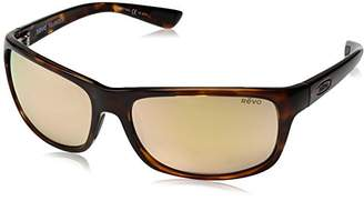 8fdc211c9c Revo Unisex RE 1061 Vapper Wraparound Polarized UV Protection Sunglasses  Wrap