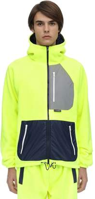 Lc23 Polartec/nylon Jacket