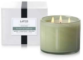 Lafco Inc. Fresh Cut Gardenia 3-Wick Candle