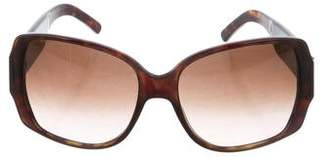 Burberry Square Stud-Accented Sunglasses
