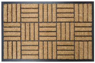 Williams-Sonoma Patterend Striped Doormat