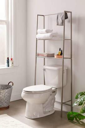 Geo Over-The-Toilet Storage Shelf