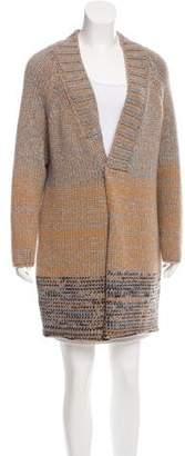 Fabiana Filippi Cashmere Knit Coat w/ Tags