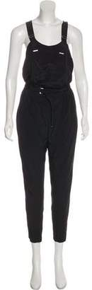 Robert Rodriguez Silk High-Rise Skinny Jumpsuit w/ Tags