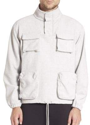 John Elliott Wool Blend M65 Field Jacket