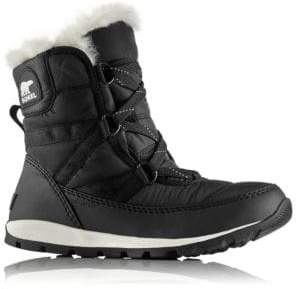 Sorel Whitney Short Lace-Up Boots