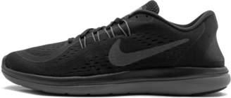Nike Flex 2017 RN Black/Mttlchematite