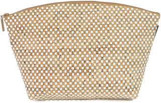 """Spicer Bags Cork or Cotton Textile Clutch """"Large Standing Pouch"""""""