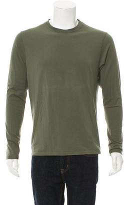 Theory Reverse Weave Crew Neck T-Shirt w/ Tags