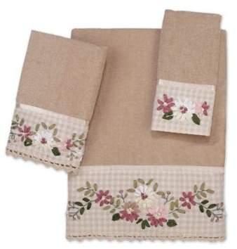 Victoria Bath Towel in Linen