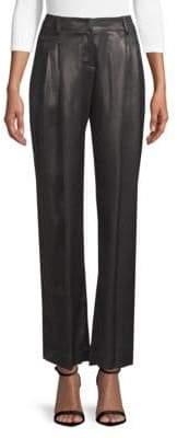 Brunello Cucinelli Classic Silk Pants