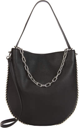 Alexander Wang Roxy Black Leather Hobo