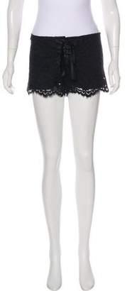 Alexis Mini Lace Shorts