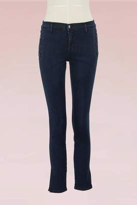 J Brand Mid rise skinny jean