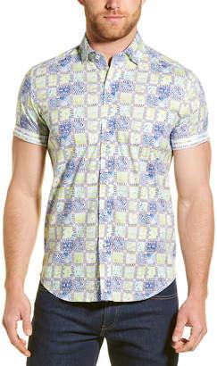 Robert Graham Galleon Woven Shirt