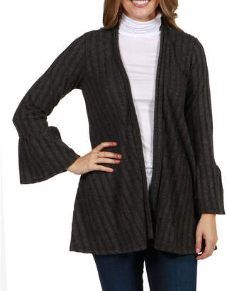 24/7 Comfort Apparel Highlands Luxury Maternity Shrug