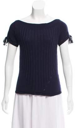 Ralph Lauren Knit Short Sleeve Top