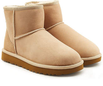 UGG Classic Mini Suede Boots