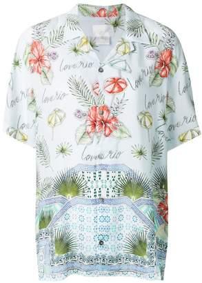 Camilla リラックスフィット Tシャツ