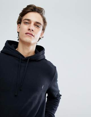 AllSaints hoodie in black