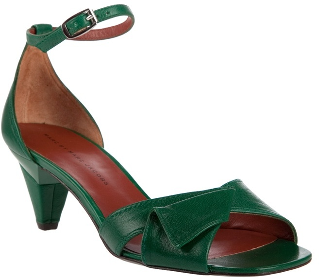 MARC BY MARC JACOBS - Ankle strap sandals