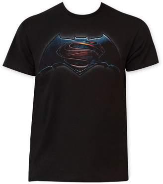 DC Batman vs Superman Logo T-Shirt
